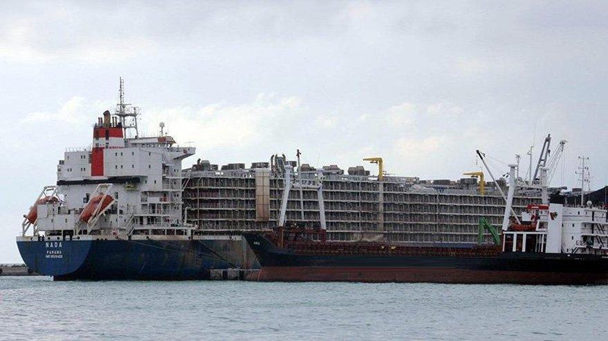 Son dakika! Ölüm gemisi! İşte Şarbon, Türkiye'ye böyle geldi...