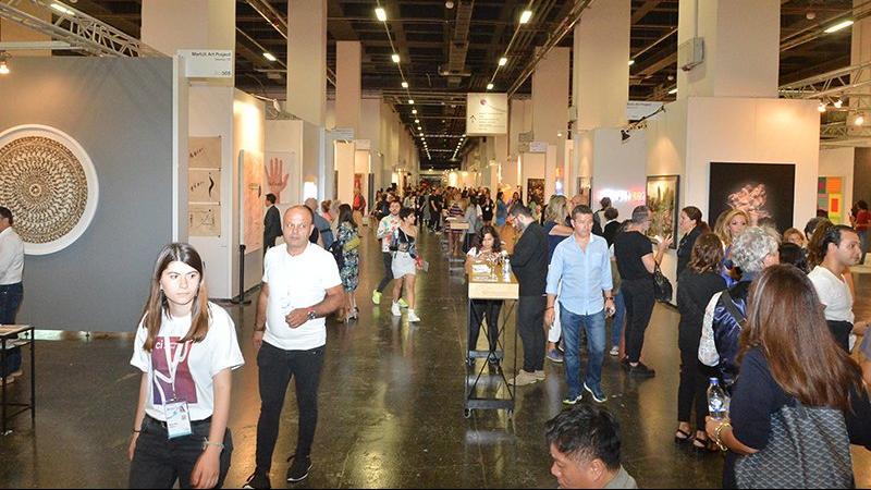Sanat ve cemiyet dünyası 13. Contemporary Istanbul'da buluştu