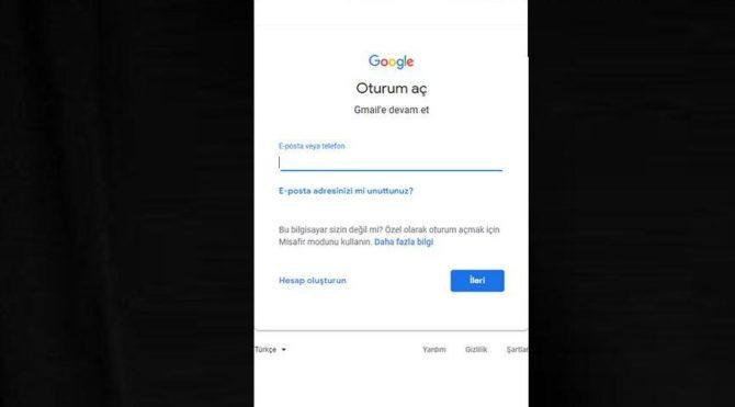 Gmail Da Nasil Oturum Acilir Gmail Giris Sayfasi Linki Teknolojiden Son Dakika Haberler