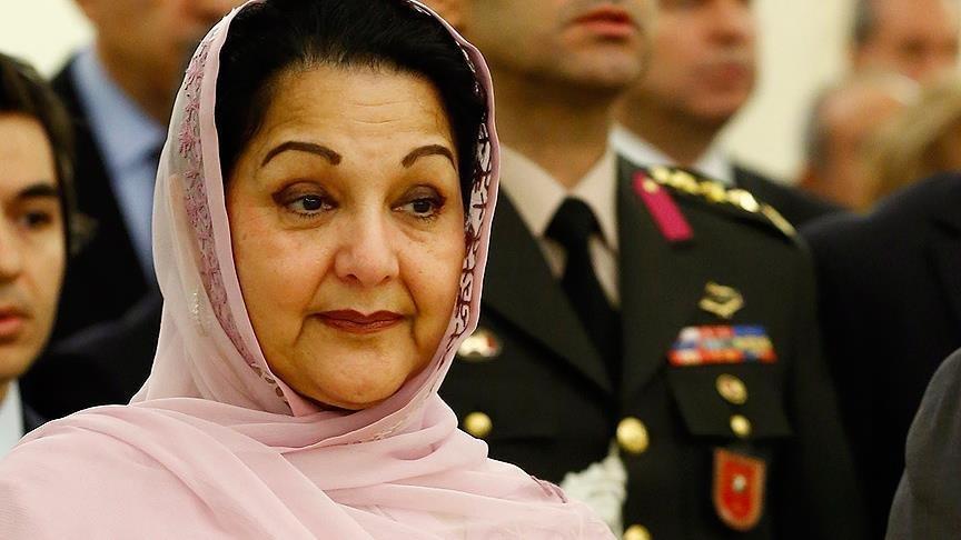 Eski başbakanın acı günü… Eşi hayatını kaybetti