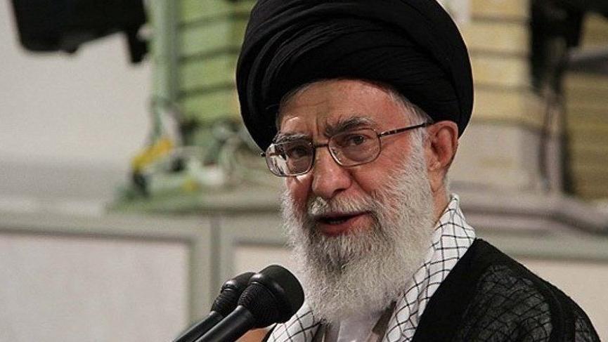 İran'nın dini lideri Ali Hamaney ABD'yi suçladı