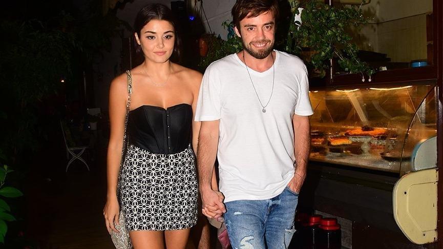 Hande Erçel ve Murat Dalkılıç aşkı sona erdi