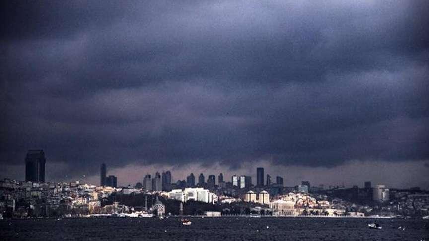 Yağışlar yurda giriş yapıyor… Kısa süre sonra İstanbul'da olacak!