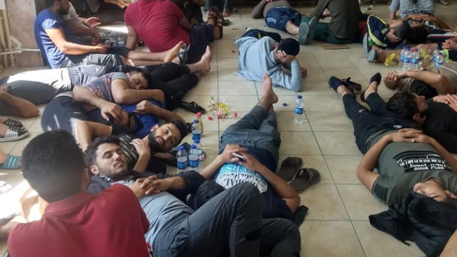 3. havalimanı eyleminde tutuklanan işçilerin ifadeleri