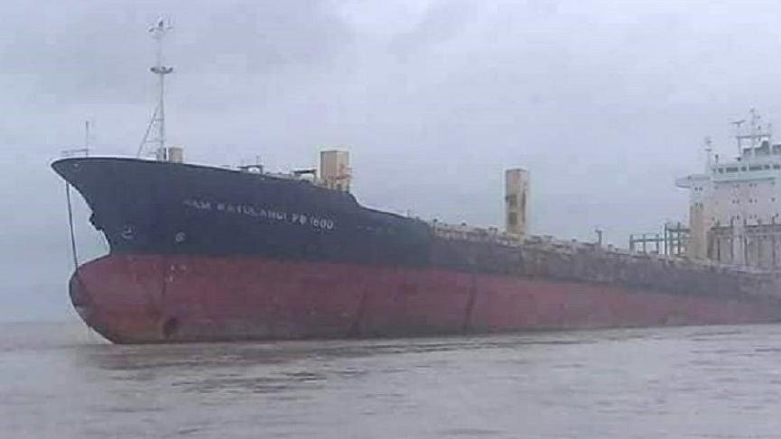 Myanmar'daki hayalet geminin sırrı çözüldü