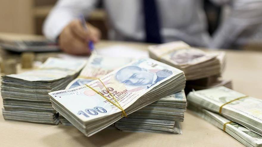 512 milyar lira faize akacak