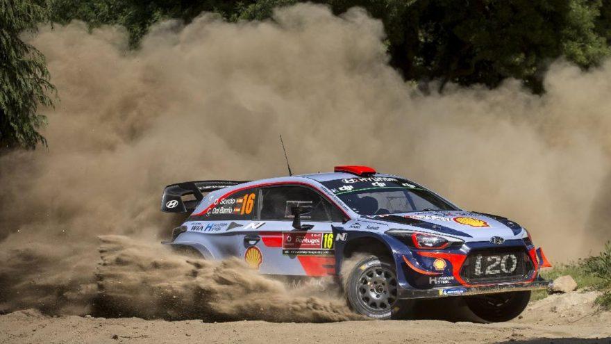 i20 WRC doğduğu topraklara dönüyor!