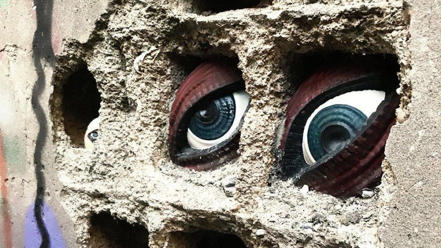 Kadıköy sokaklarında çağdaş sanat izleri