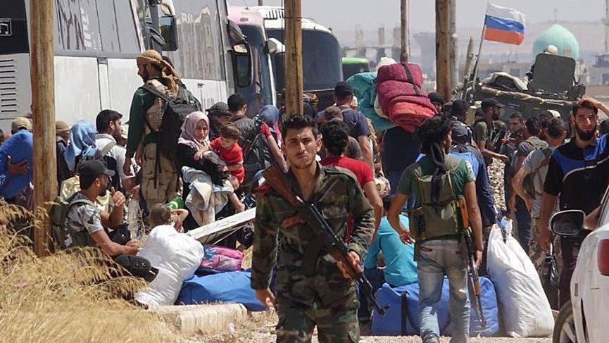 BM İdlib'den 30 bin kişinin ayrıldığını açıkladı