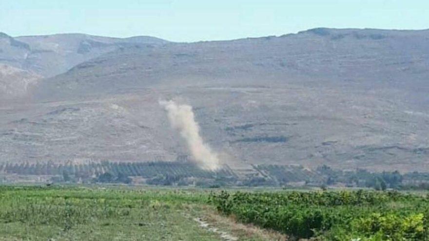 Reuters duyurdu: Esad topçu ateşiyle vurmaya başladı