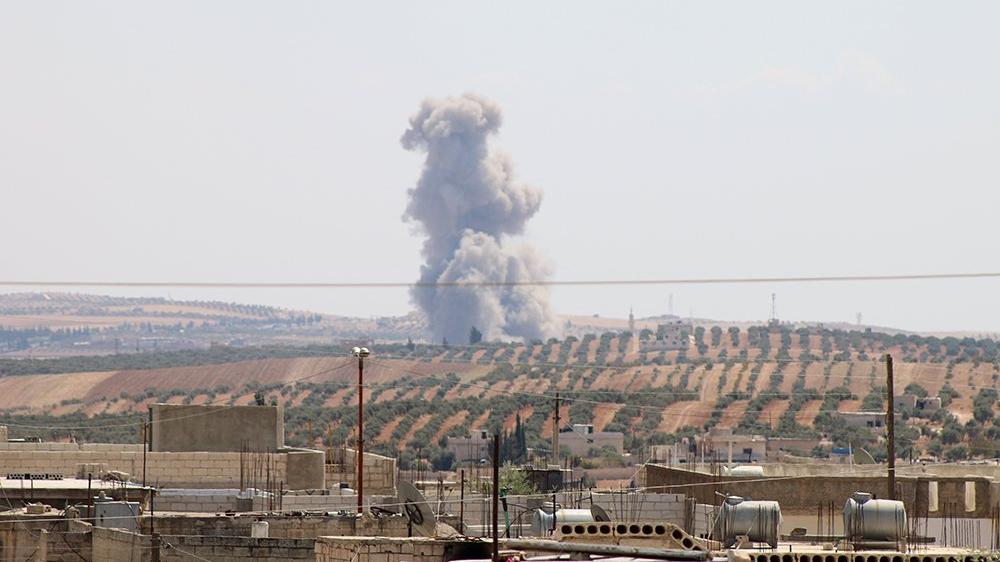 Ruslar yine bombalıyor! Zirvenin üzerinden daha bir gün geçti...