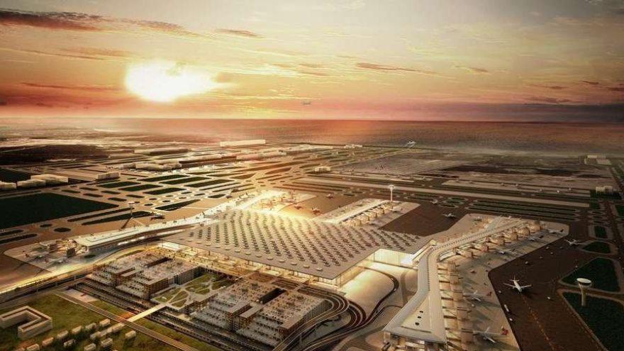 Üçüncü havalimanı taşıma ihalesi sonuçlandı