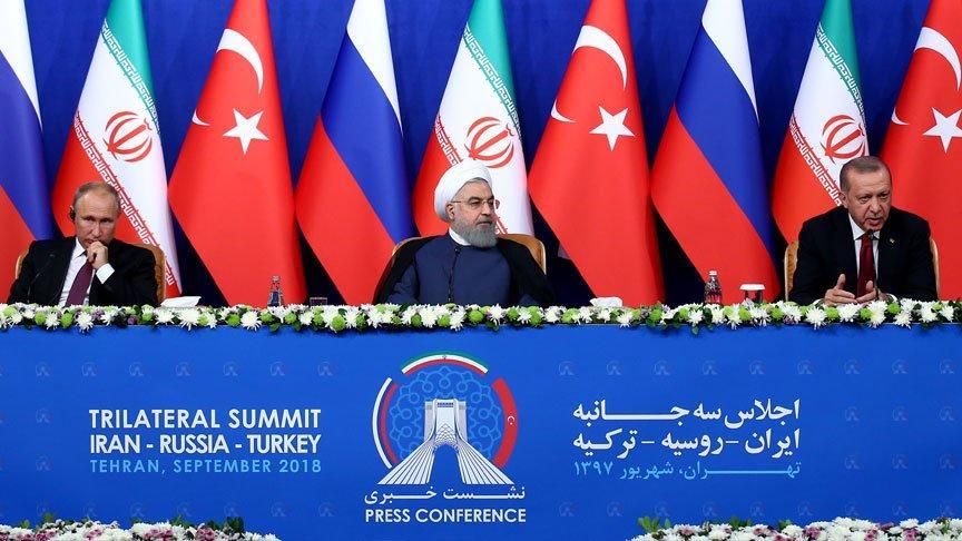 Türkiye, Rusya ve İran kendi arasında yerel para birimi kullanımı konusunda anlaştı