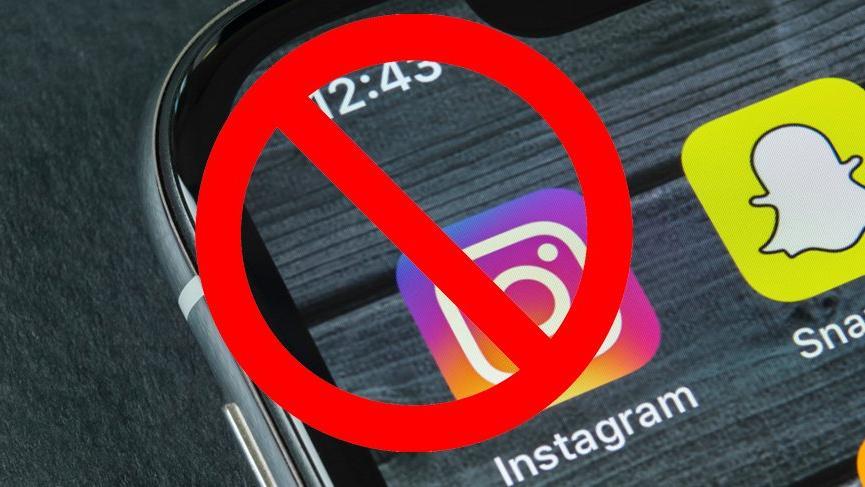 Tehdit gibi açıklama: Instagramı yasaklarız! Haberler komşudan…