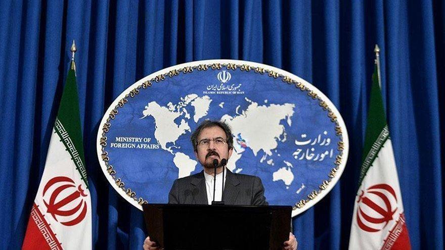 İran'dan ABD ve Suudi Arabistan'a tepki