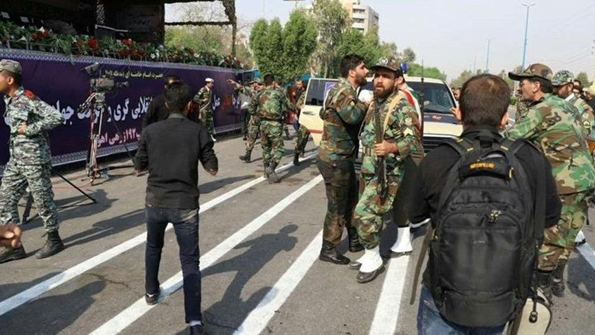 Dışişleri İran'daki saldırıyı kınadı