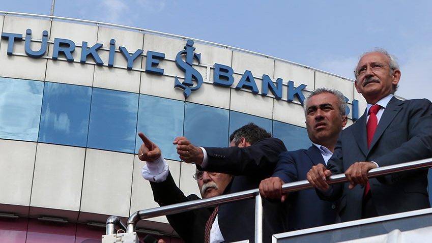 Kılıçdaroğlu'ndan son dakika İş Bankası hissesi açıklaması geldi!