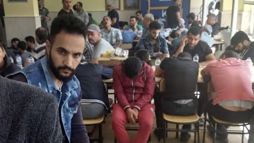 3. Havalimanı işçiler için tutuklama talebi