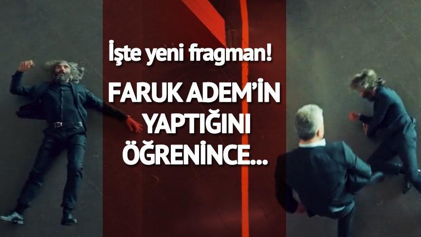 İstanbullu Gelin yeni fragman izle: Adem Süreyya'yı alıkoyuyor! İstanbullu Gelin 55. bölüm yeni fragman geldi