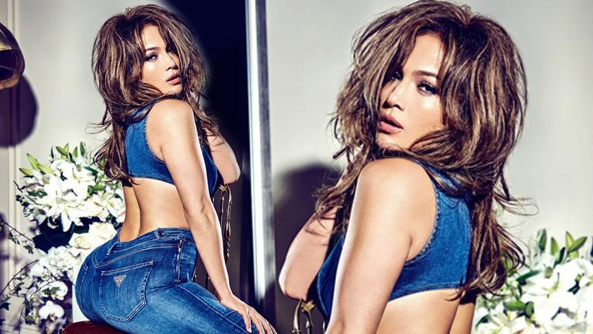 Jennifer Lopez kaslı fotoğrafını paylaştı, sosyal medyayı ikiye böldü