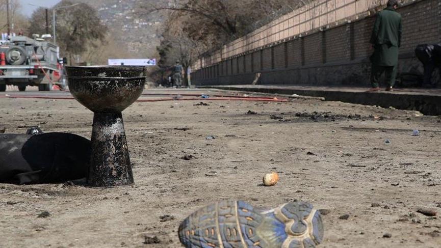 Kabil'de intihar saldırısı: 30 ölü