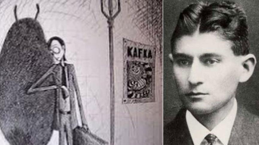 12:30 Hadi ipucu sorusu: Dönüşüm romanındaki baş karakter uyandığında hangi hayvana dönüşüyor? Bugün ipucu Kafka'dan!
