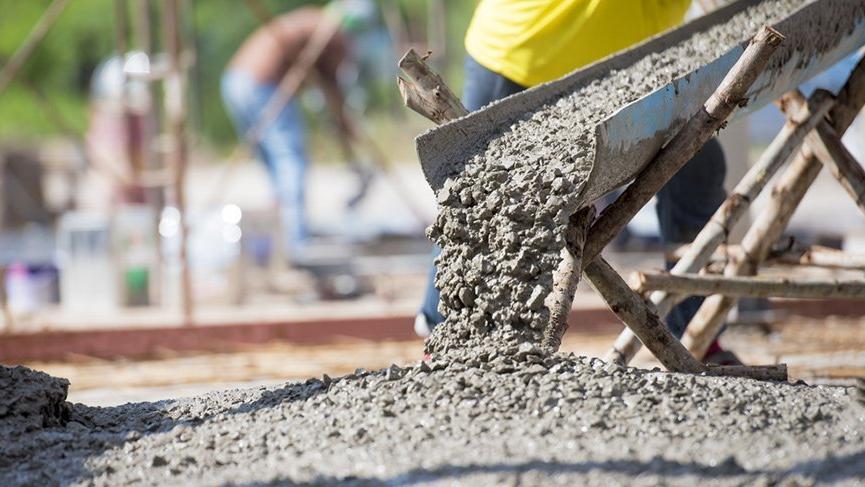 Çimentoda üretim bir ayda yüzde 50 azaldı