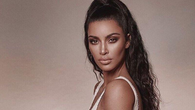 Kardashian'a şok suçlama... O pozlar başına iş açtı