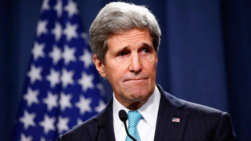 Kerry'den ağır sözler: Yalancı ve hiçbir şey bilmiyor