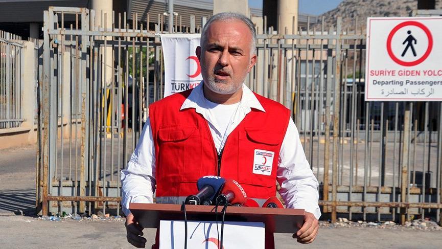 Kızılay Başkanı İdlib'ten gelebilecek göç konusunda uyardı
