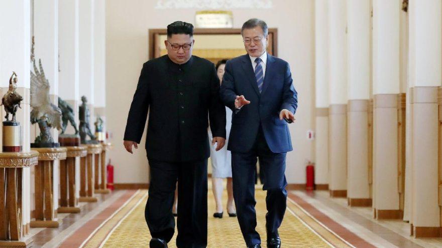 Kore'de barış rüzgarları… İmzalar atıldı, top ABD'de