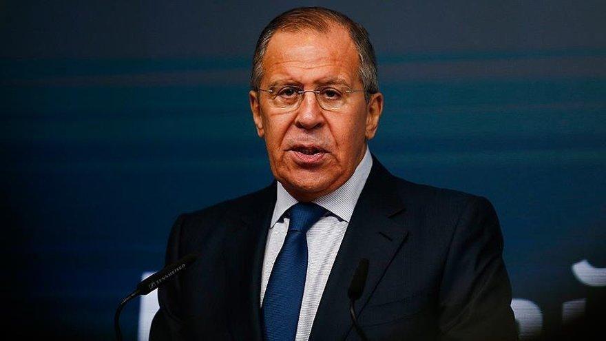 Lavrov'dan flaş İdlib açıklaması: Tahliye başladı!