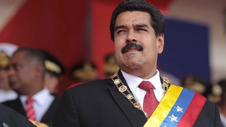 ABD, Maduro'ya karşı darbe planladı iddiası