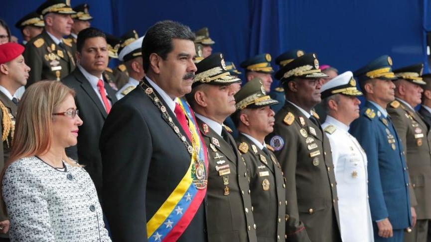 Venezeula, Maduro'ya suikast girişimi için 3 ülkeyi işaret etti