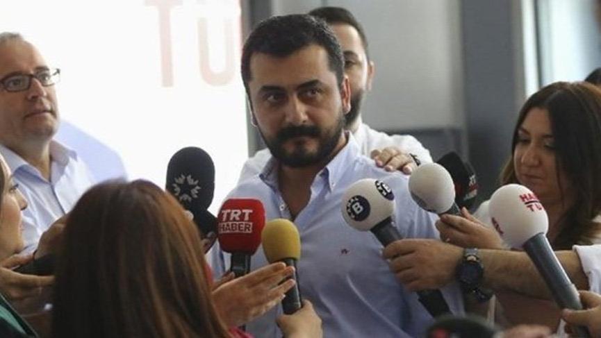 Eren Erdem'in tutukluluk halinin devamınakarar verildi