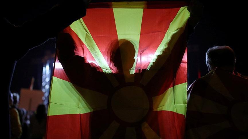 Makedonya'da geçersiz referandum