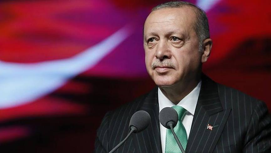 Erdoğan'dan Kerbela mesajı!