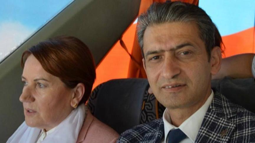 İYİ Parti Malatya İl Başkanı Gökmen Kenan Özdal'a saldırı!