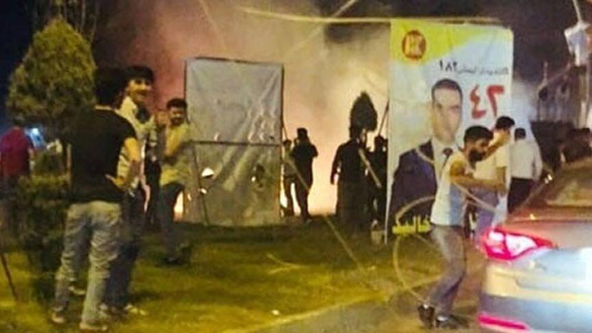 Erbil'de patlama: Ölü ve yaralılar var