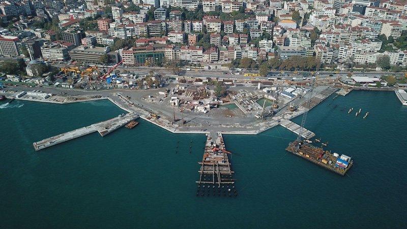 Martı Projesi 'tarihi' risk nedeniyle değiştirildi