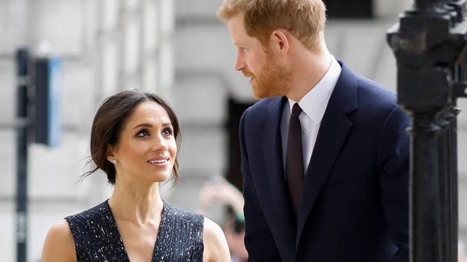 Meghan Markle ve Prens Harry bir köpek sahiplendi