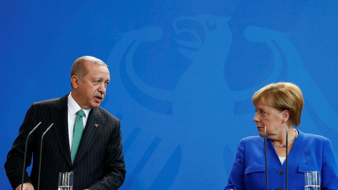 Türk basınının kaçırdığı ayrıntıyı Almanlar yakaladı... O ifadeyi ilk kez kullandı
