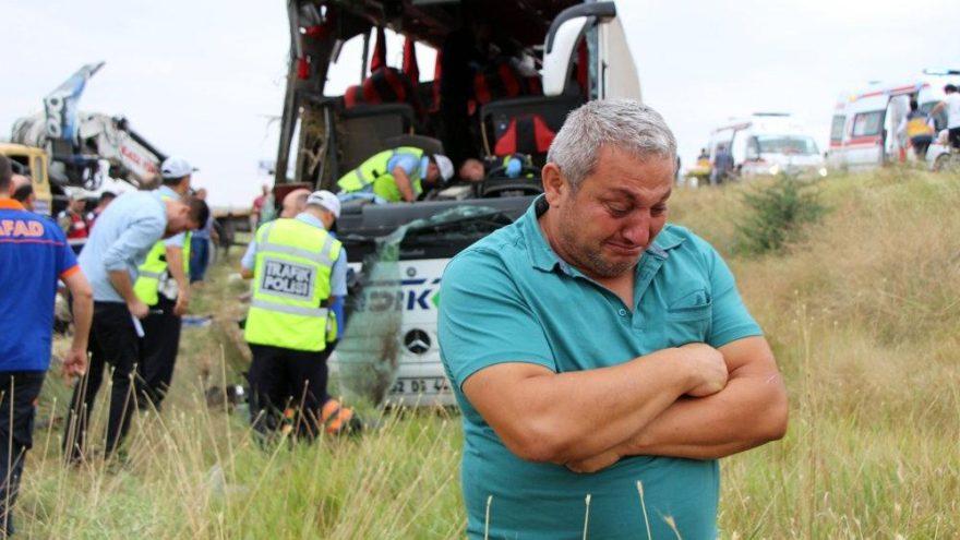 Emsallik dava: Uyuyan şoför için tazminat