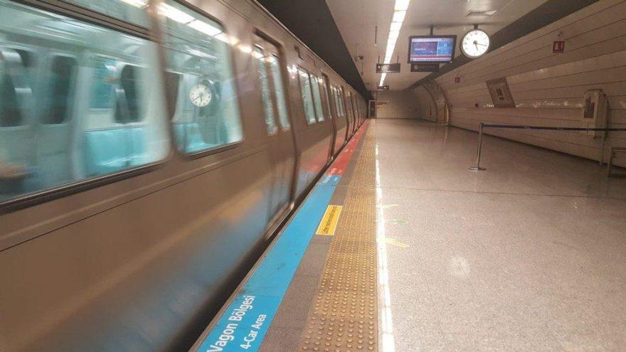 İstanbul metrosunda 'sansür' iddiası