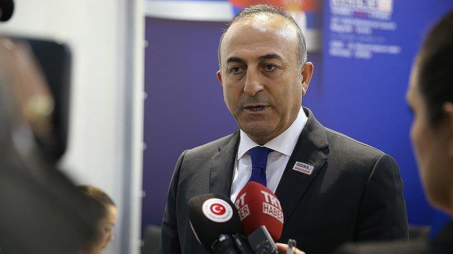Dışişleri Bakanı Çavuşoğlu'ndan dolar açıklaması