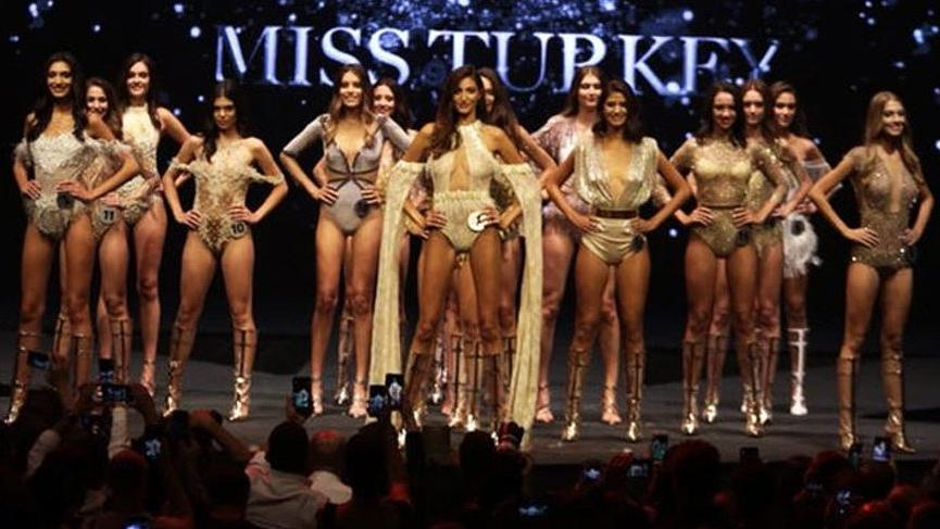 Miss Turkey 2018'in kazananı belli oldu