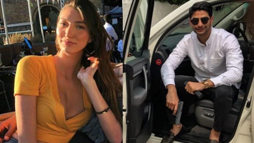 Miss Turkey 2018 güzeli Şevval Şahin'in sevgilisi bakın kim çıktı!