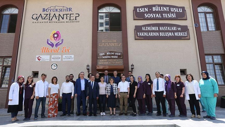 'Moral Evi Projesi' Türkiye'ye örnek olacak