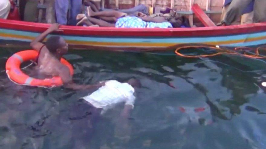 Bunun adı mucize… Denizin altından 2 gün sonra kurtarıldı
