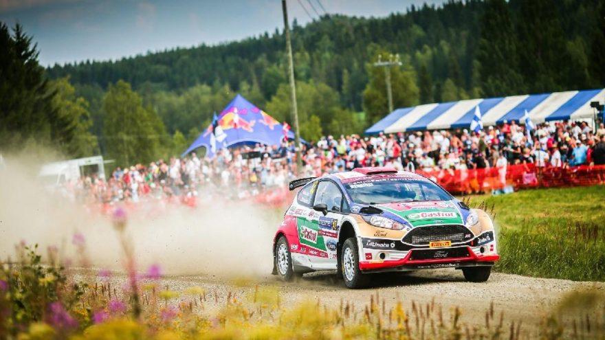 Türkiye Rallisi'nde Castrol Ford Team rüzgarı esecek!